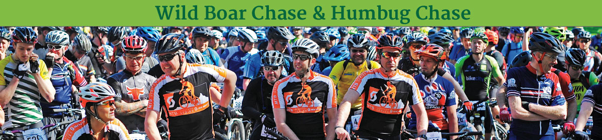 Wild Boar Chase and Humbug Chase MTB rides