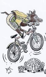 An image showing the Wild Boar Chase logo