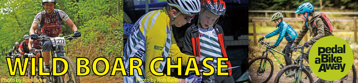 Wild Boar Chase and Humbug Chase Mountain Bike rides