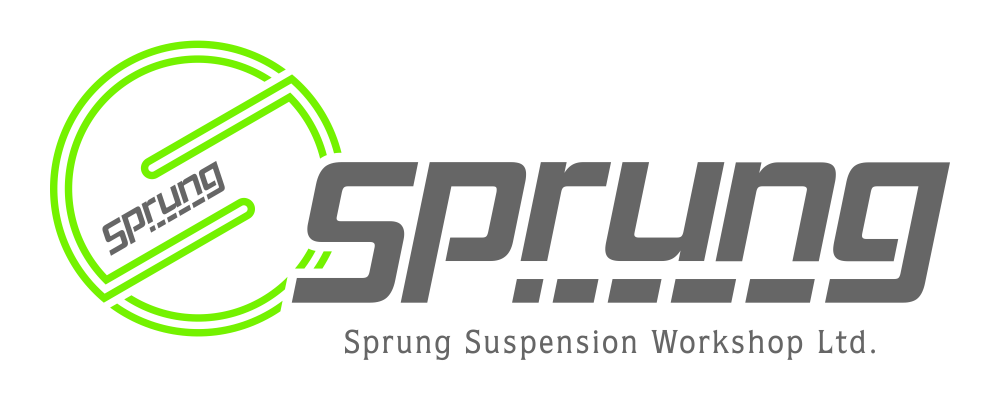 Logo of Sprung Susepnsion - MTB repair and set up in the Forest of Dean