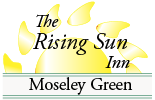 The Rising Sun Inn, Moseley Green