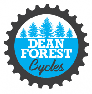 An image of the Dean Forest Cycles logo